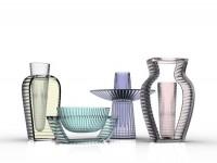 Shine Vases by Eugeni Quitllet