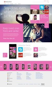 Windows Phone 8 by Erik Schutzman, via Behance | Inspiration DE