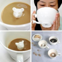 Hidden Animal Tea Cups by Ange-line Tetrault | Captivatist