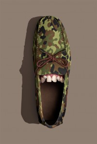 What if Shoes have teeth? @ ShockBlast