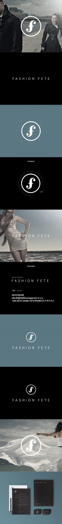 Fashion Fete | Branding on
