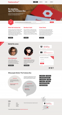 thefreelancebox_realpixels_home.png by Fabio Benedetti