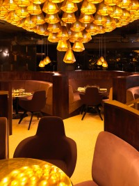 tom dixon's éclectic restaurant opens in paris