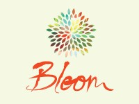 Bloom Logo by Katherine Rainey