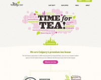 13 Inspiring Examples of Textures and Patterns in Web Design | Inspiration