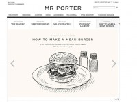 mr. porter | anje jager - art direction | graphic design | illustration