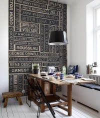 monochrome spaces. / ROOM and serve - blogg om inredning