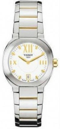 Women's Two Tone Stainless Steel T-Classic White Dial [BDT32218514] - $217.10 : Luxury Brands Watches | Buy Luxury Brands Watches at Discount Prices, Luxurybrandswatches.com is a premier watch retailer that specializes in selling luxury and branded watches at exceptional prices. Shop for Invicta, Aquaswiss, Gucci, Tag Heuer & many more
