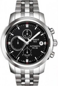 Men's T-Sport PRC200 Chronograph Black Dial Strap [BDT0144271105100] - $611.00 : Luxury Brands Watches | Buy Luxury Brands Watches at Discount Prices, Luxurybrandswatches.com is a premier watch retailer that specializes in selling luxury and branded watches at exceptional prices. Shop for Invicta, Aquaswiss, Gucci, Tag Heuer & many more