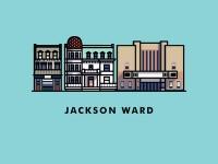 Jackson Ward by Justin Tran