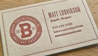 25 Beautiful Vintage Style Business Card Designs | inspirationfeed.com