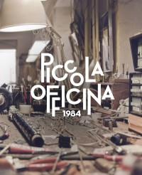 Piccola Officina – Identity and Promo material | Inspiration DE