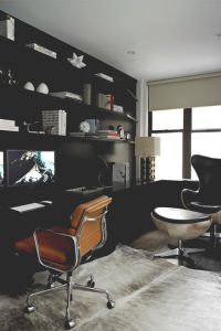 Upper West Side Work Office | Inspiration DE