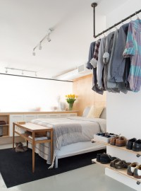 Pause Studio - contemporary - bedroom - toronto - by Pause Architecture + Interiors