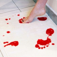 Bathmat Turns RED! | If I Had a Home.