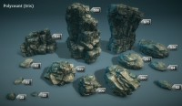 Asset Store - Rock and Boulders 2