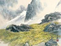 Exposition He Yifu au musée de l'Ancien Evêché Grenoble, isere 38 Musée de l'ancien evêché Exposit
