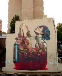 New Surreal Street Art by Etam Cru | 123 Inspiration
