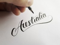 Brush Pen Lettering Videos of 2013 on