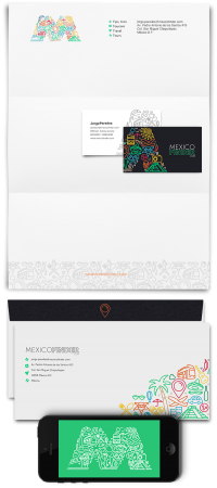 Mexico Finder | Corporate Identity on