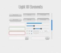 Light UI Kit | Webdesigner Lab