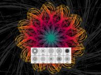 Chalk Decorative Brushes | Webdesigner Lab