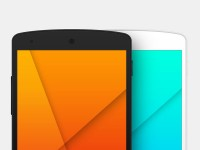 Nexus 5 PSD Mockup Templates - FreebiesXpress
