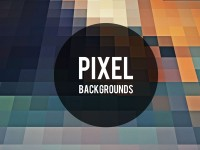 5 Pixel Backgrounds - FreebiesXpress