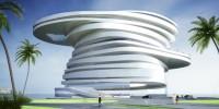 Helix Hotel | Leeser Architecture : plusMOOD