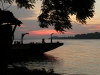 sunset at Bramhaputra river..... | Flickr - Photo Sharing!