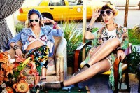 High spec high street ad campaigns: River Island – Disneyrollergirl