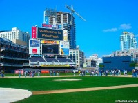 Petco Park jumbo-tron & batter's eye | Flickr - Photo Sharing!