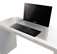 Desktop/Laptop Desk for Giant Freaks » Yanko Design