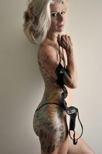 Galería: ¿Tienes tatuajes? Así lucirás en viejo | NotiNerd