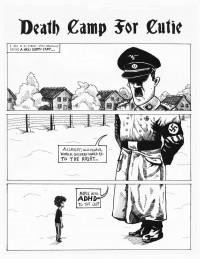 One page comics - itaybekin