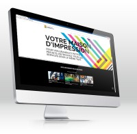 Imprimerie DC - Branding on