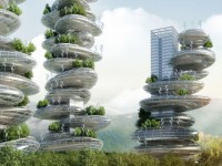 Eco-friendly Asian Cairns Concept by Vincent Callebaut » Design You Trust