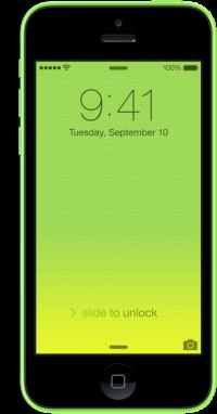 Apple - iPhone 5c