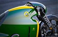 Lotus C-01 Motorcycle Design | danielsimon