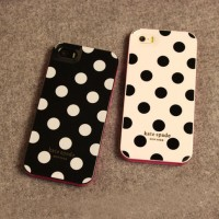 shego shopping mall — [grzxy6100056]Folk Style Contrast Color Polka-dot Phone Case for iPhone 4/4s/5/5s