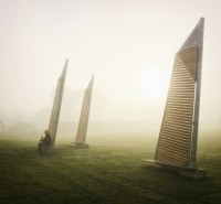 Sails Park Benches » Design You Trust