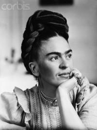Frida Kahlo - BE046670 - Rights Managed - Stock Photo - Corbis