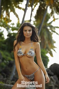 Emily Ratajkowski Swimsuit Photos - Sports Illustrated Swimsuit 2014 - SI.com