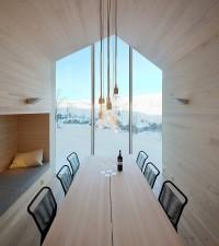 Split View Mountain Lodge by Reiulf Ramstad Arkitekter » Design You Trust