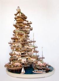 Bonsai Tree Houses by Takanori Aiba » Design You Trust