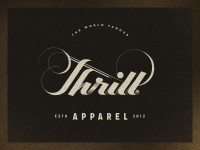 Apparel - Typography on Creattica: Your source for design inspiration