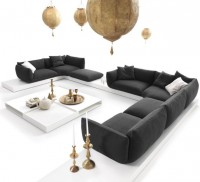 COR Jalis Sofa Design by Jehs Laub