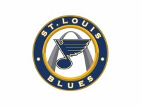 St Louis Blues Vector Logo - COMMERCIAL LOGOS - Sports : LogoWik.com