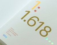 Creative Review - GraphicDesign&: Golden Meaning