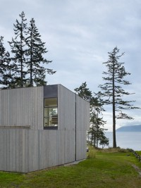 Doe Bay Cabin by Heliotrope Architects | Design Milk